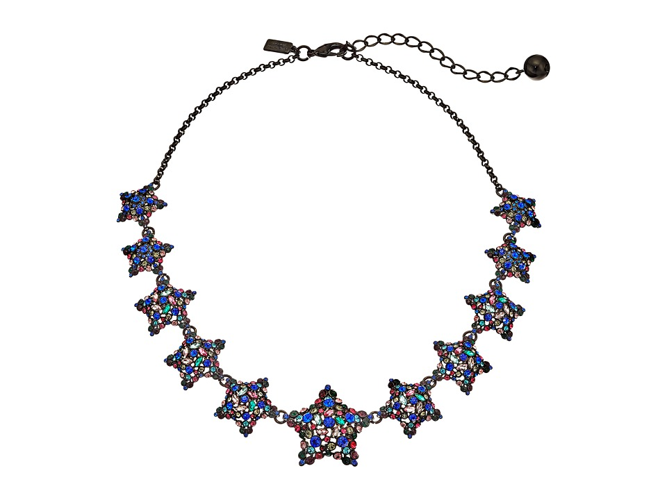 Kate Spade New York - Bright Star Collar Necklace (Multi) Necklace