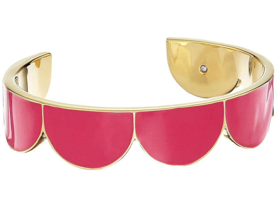 Kate Spade New York - Taking Shapes Cuff (Pink) Bracelet
