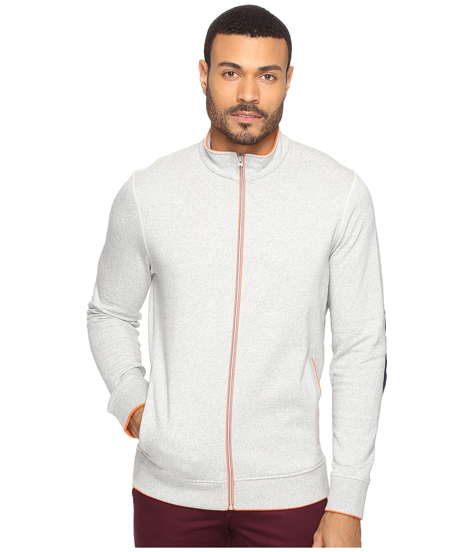 Robert Graham - Buzz Knit (Heather Light Grey) Men's Clothing