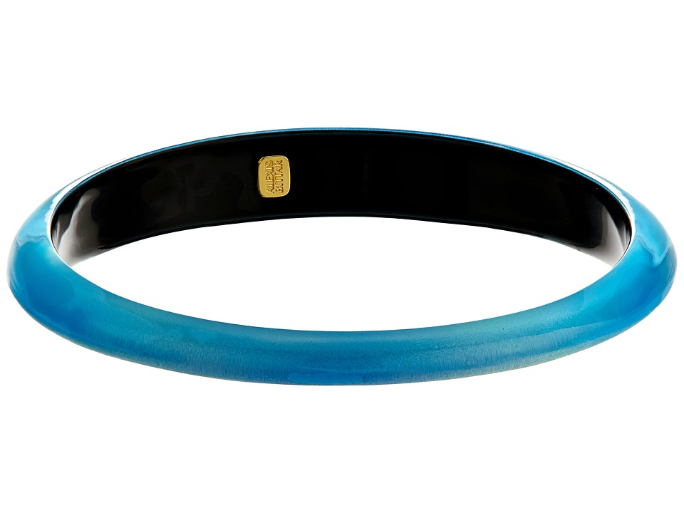Alexis Bittar - Tapered Bangle Bracelet (Blue Opal) Bracelet