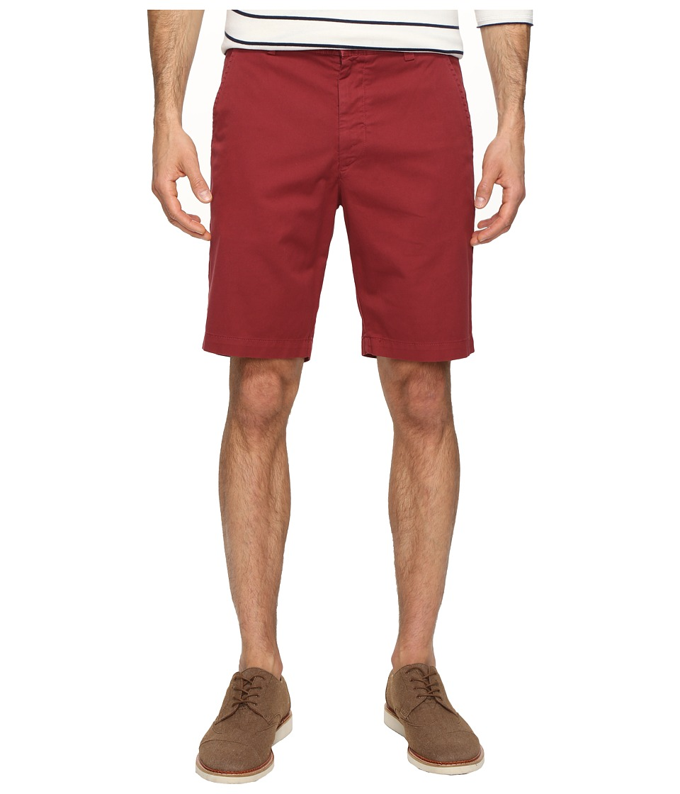 Robert Graham - Pioneer Shorts (Red) Men's Shorts