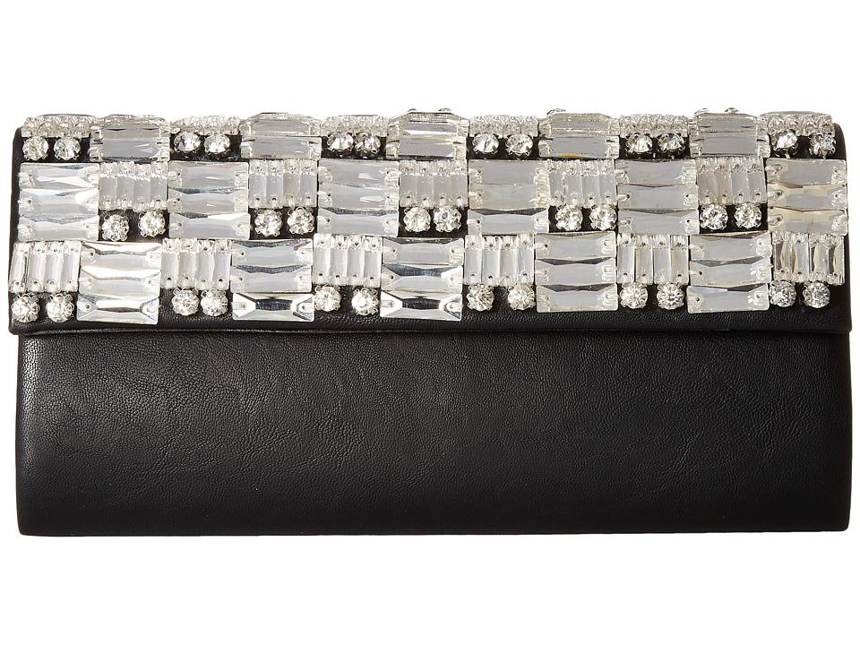 Nina - Alianne (Black/Silver) Handbags