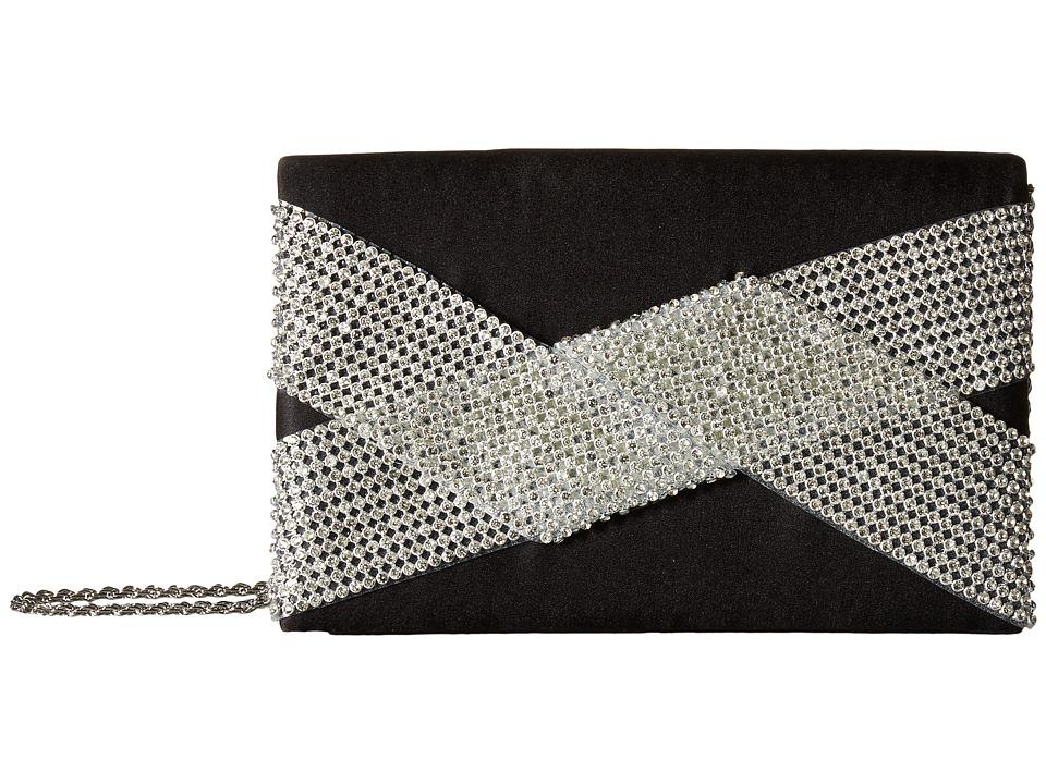 Nina - Alcie (Black/Silver) Handbags
