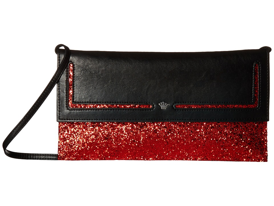 Nina - Amaly (Black/Red) Handbags
