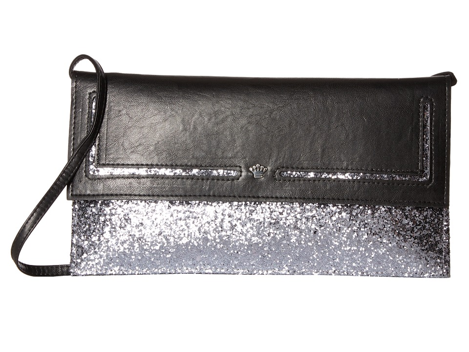 Nina - Amaly (Black/Pewter) Handbags