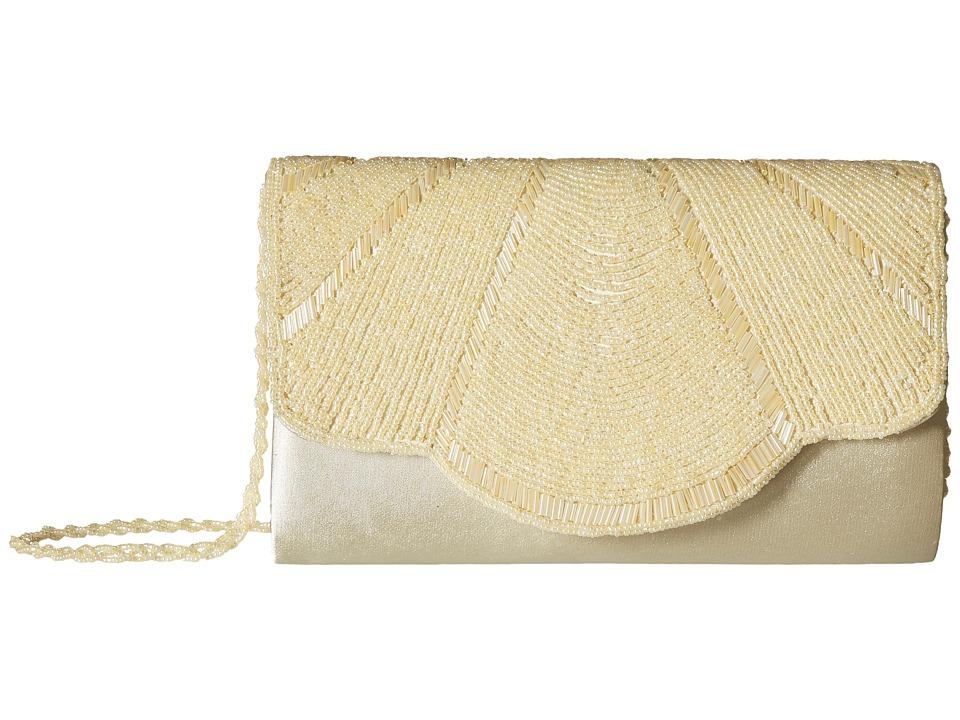 Nina - Mazell (Champagne) Handbags
