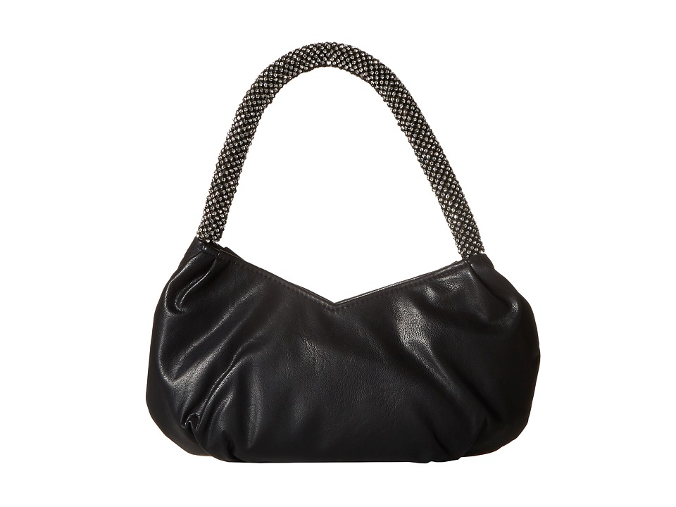 Nina - Lanice (Black/Silver) Handbags