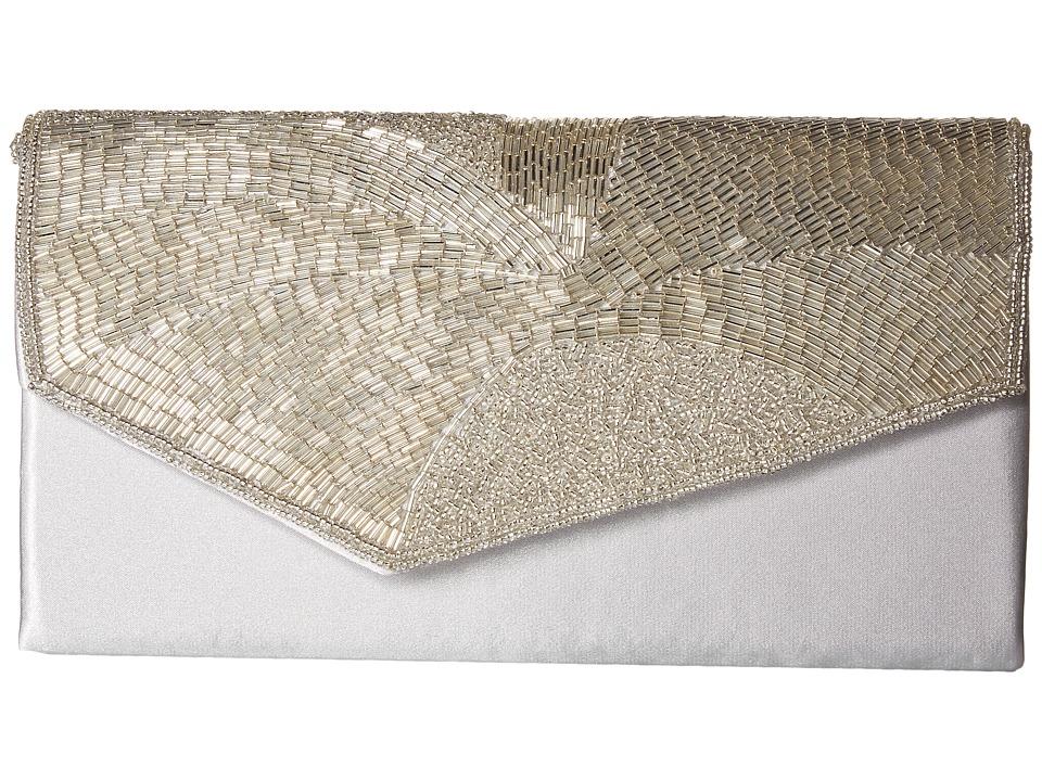 Nina - Melica (Silver) Handbags
