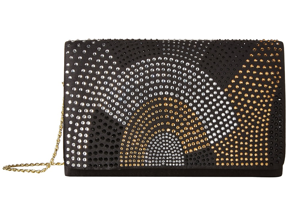 Nina - Mabree (Black/Gold/Silver) Handbags