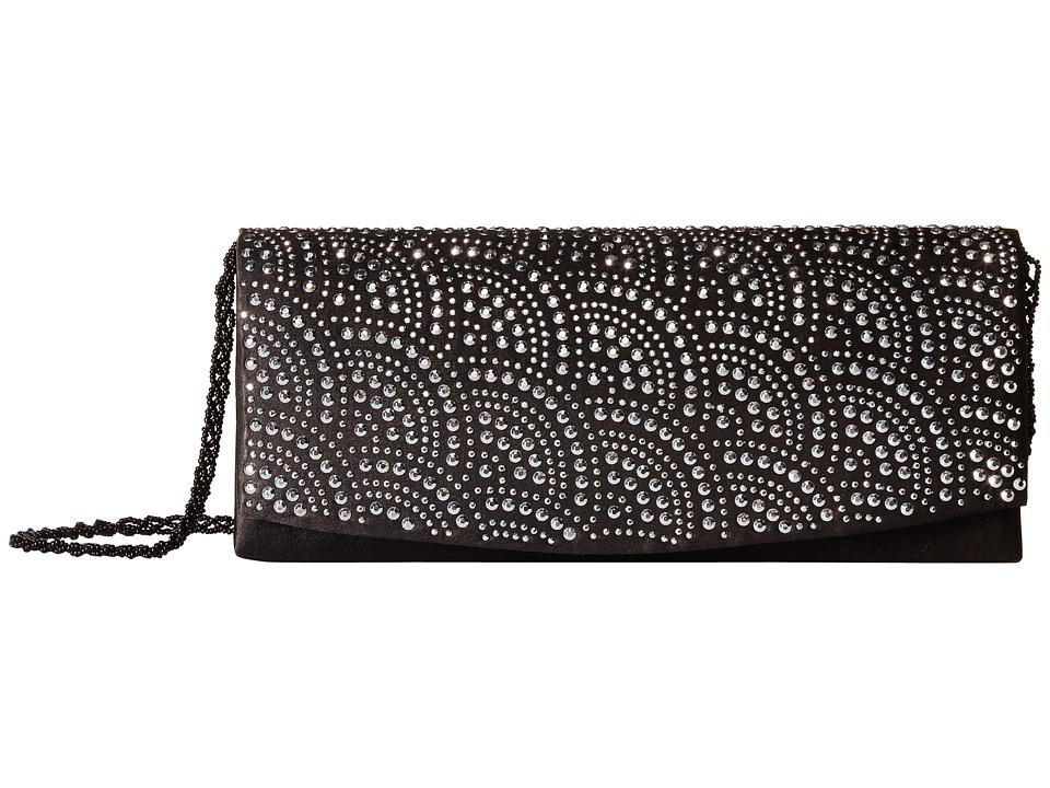 Nina - Merritt (Black/Silver) Handbags