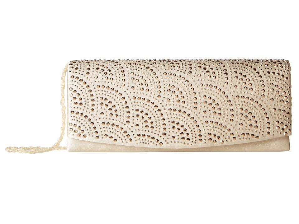 Nina - Merritt (Champagne/Gold) Handbags