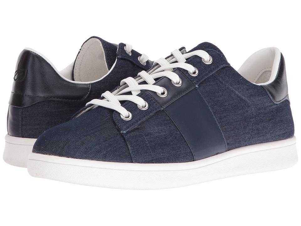 Sam Edelman - Marquette (Navy/Inky Navy Light Denim Fabric/Vaquero/Nappa Crom) Women's Shoes