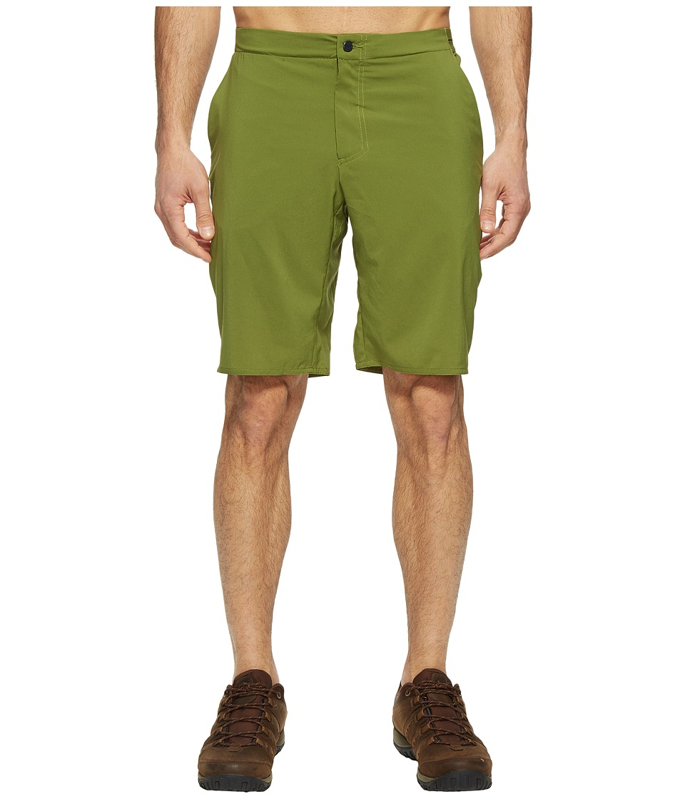 adidas Outdoor - Climb the City Shorts (Craft Green) Men's Shorts