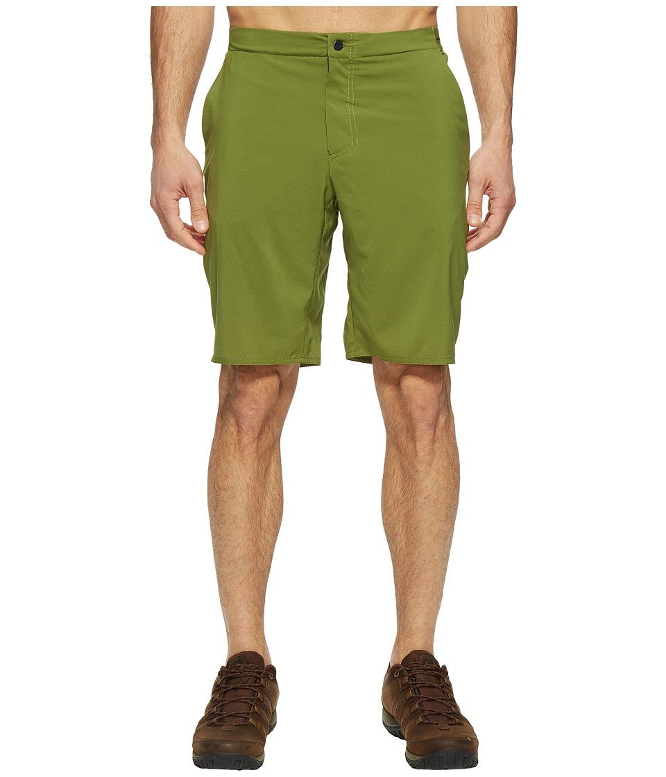 adidas Outdoor - Climb the City Shorts (Craft Green) Men's Shorts