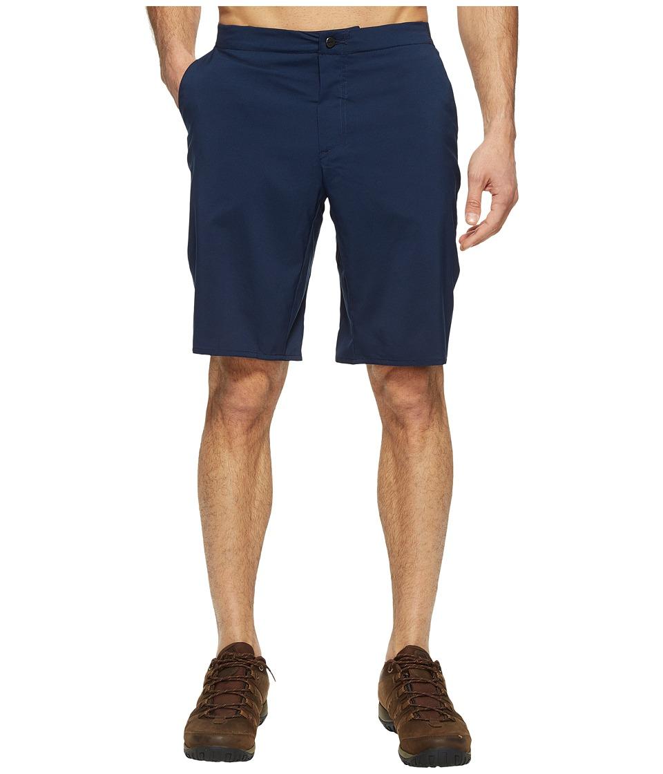 adidas Outdoor - Climb the City Shorts (Collegiate Navy) Men's Shorts
