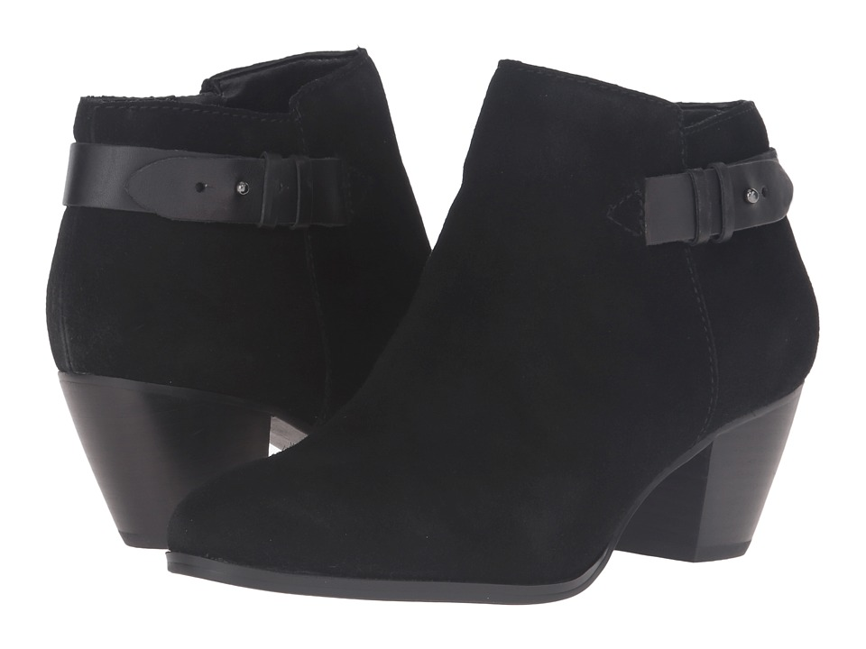 GUESS Geora (Black Suede) Women