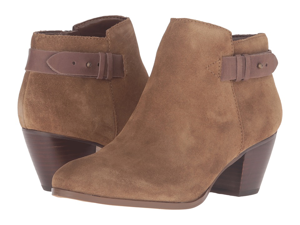 GUESS Geora (Medium Brown Suede) Women