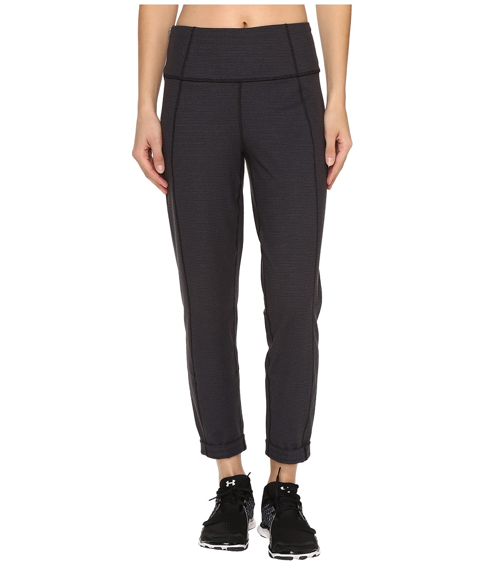 Lucy - Strong Is Beautiful Pant (Lucy Black Tonal Stripe) Women's Casual Pants