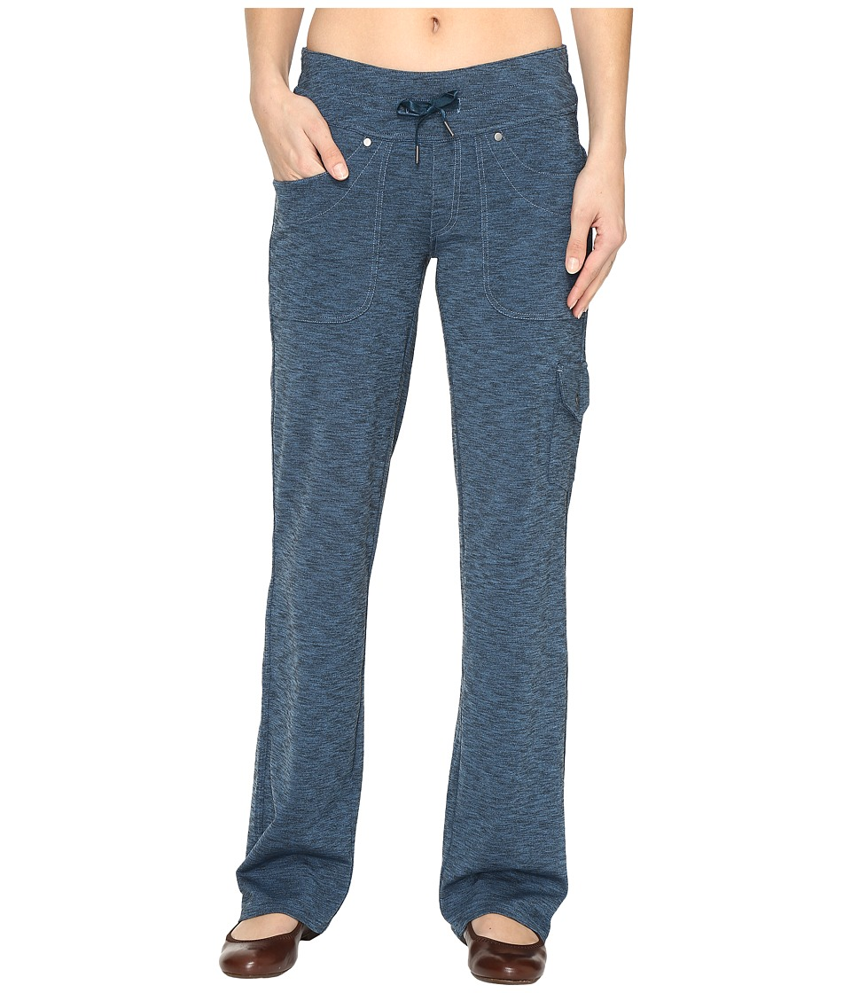 KUHL - Mova Pants (Blue Depths Heather) Women's Casual Pants