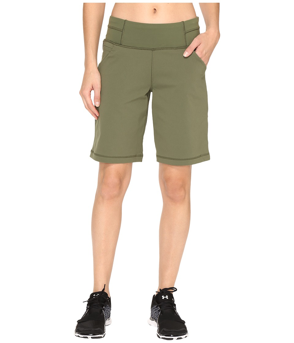Lucy - Do Everything Bermuda (Rich Olive) Women's Shorts