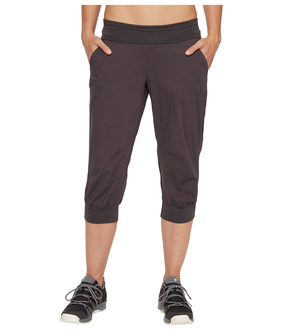 adidas Outdoor - Felsblock 3/4 Pants (Utility Black) Women's Capri