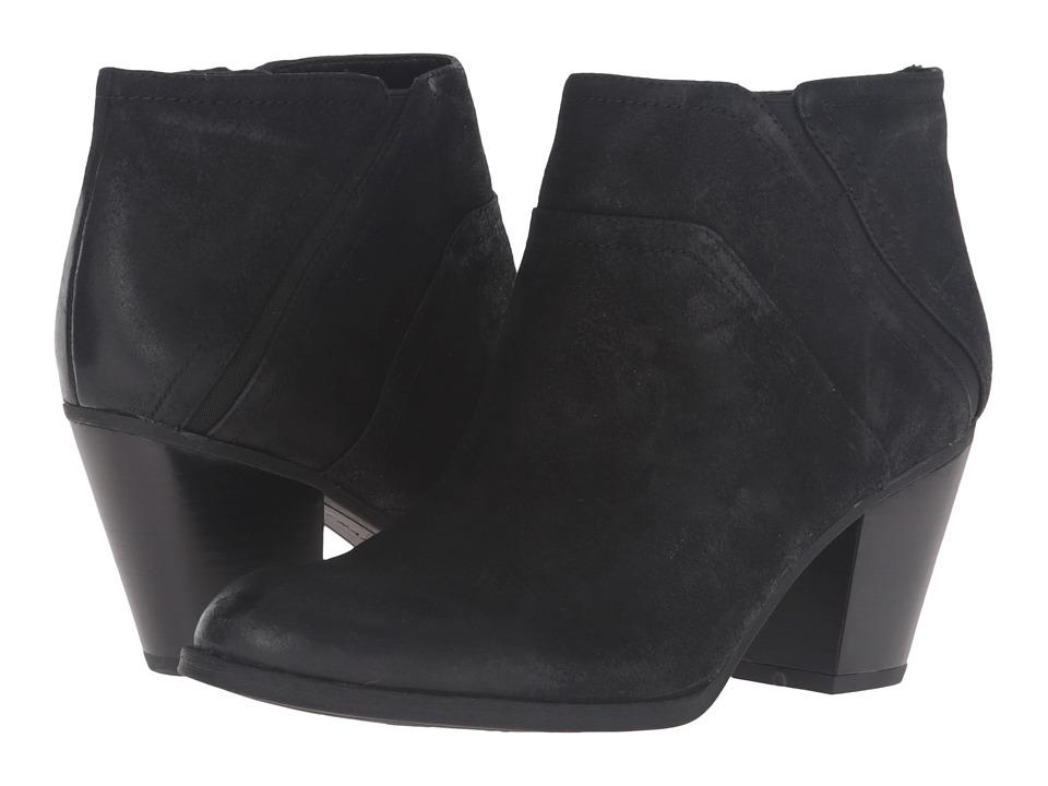 Franco Sarto - Domino (Black 2) Women's Zip Boots