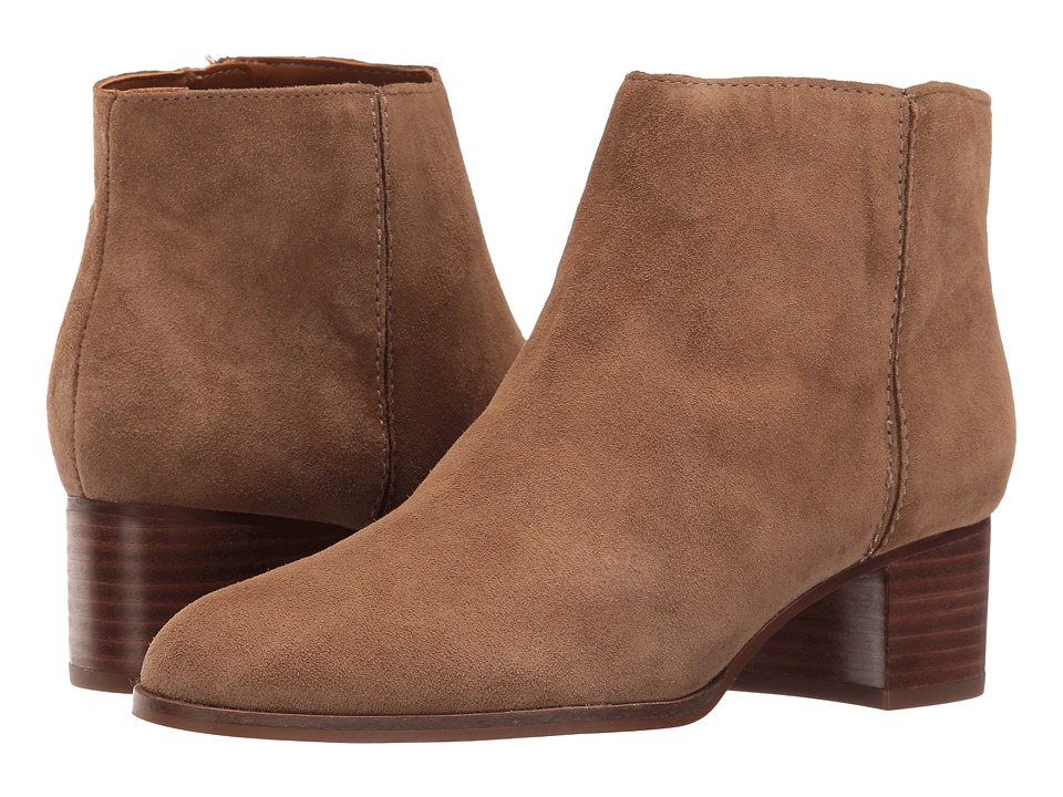 Franco Sarto - Catina (Desert) Women's Zip Boots