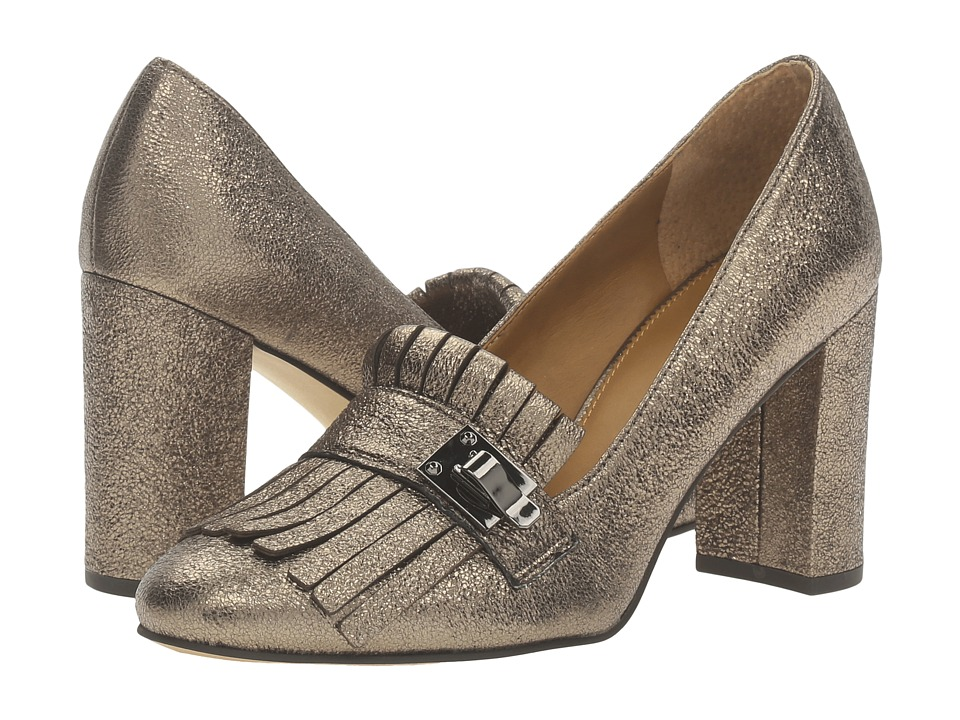 Franco Sarto Ainsley (Gunmetal) Women