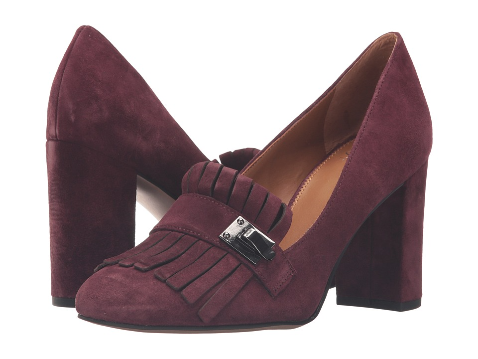 Franco Sarto Ainsley (Burgundy) Women