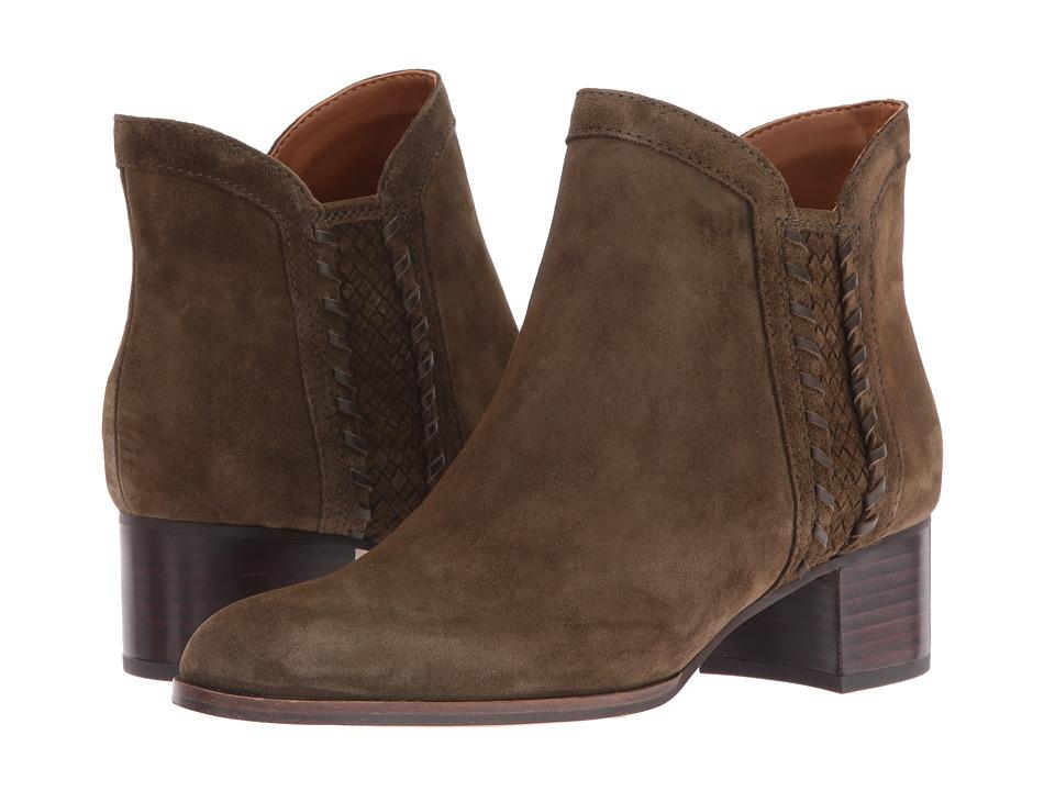Franco Sarto - Chenille (Dark Olive) Women's Boots