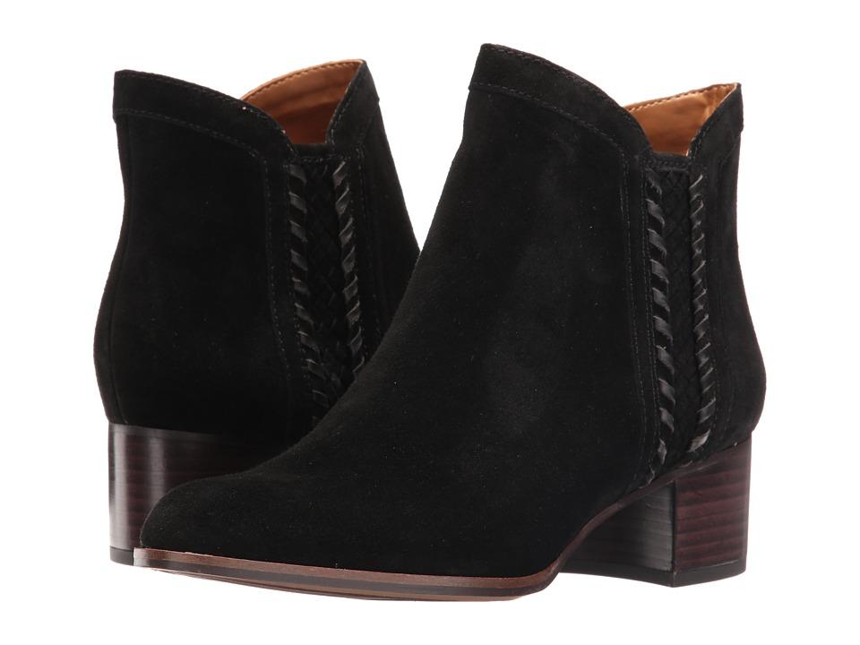 Franco Sarto - Chenille (Black) Women's Boots