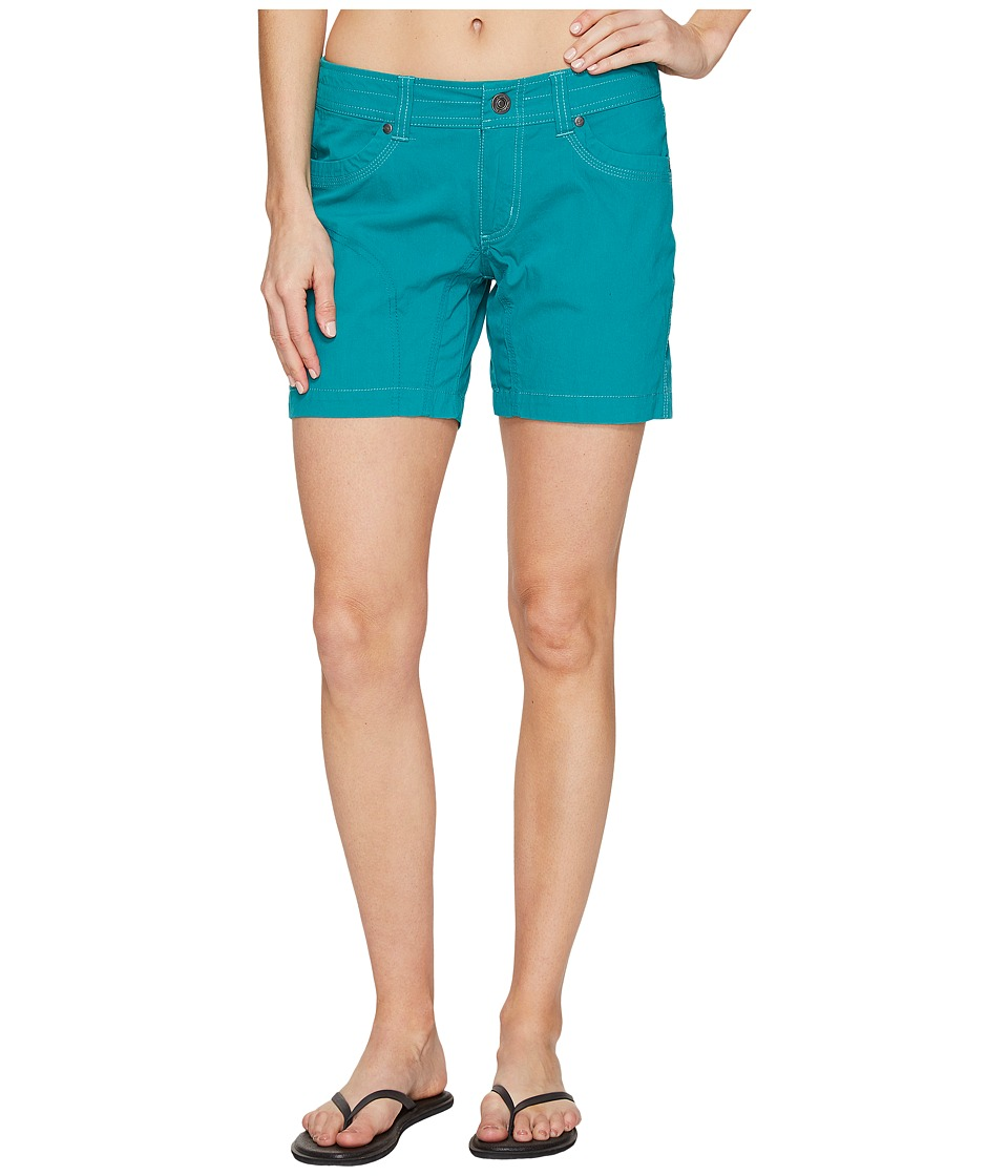 KUHL - Splash 5.5 Short (Emerald Sea) Women's Shorts
