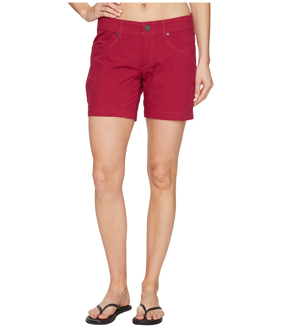 KUHL - Splash 5.5 Short (Plum) Women's Shorts