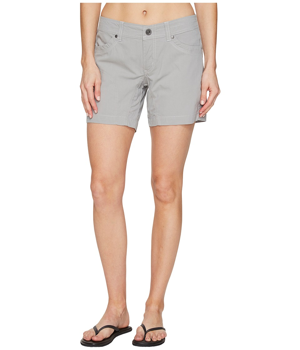 KUHL - Splash 5.5 Short (Slate) Women's Shorts