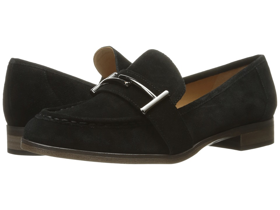 Franco Sarto - Baylor (Black Velour Suede) Women's Shoes