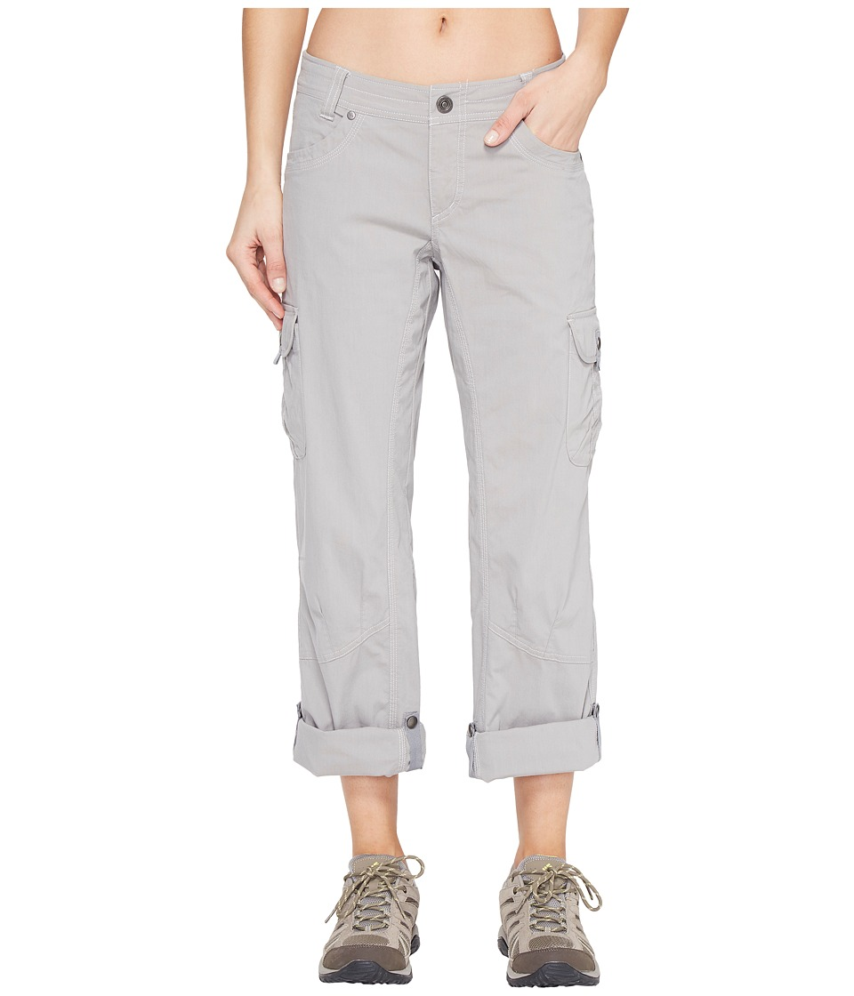 KUHL - Splash Roll-Up Pant (Slate) Women's Casual Pants