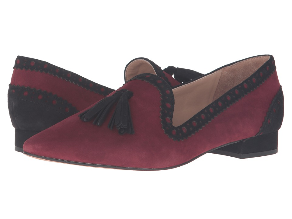Franco Sarto - Stella (Bordo/Black) Women's Shoes