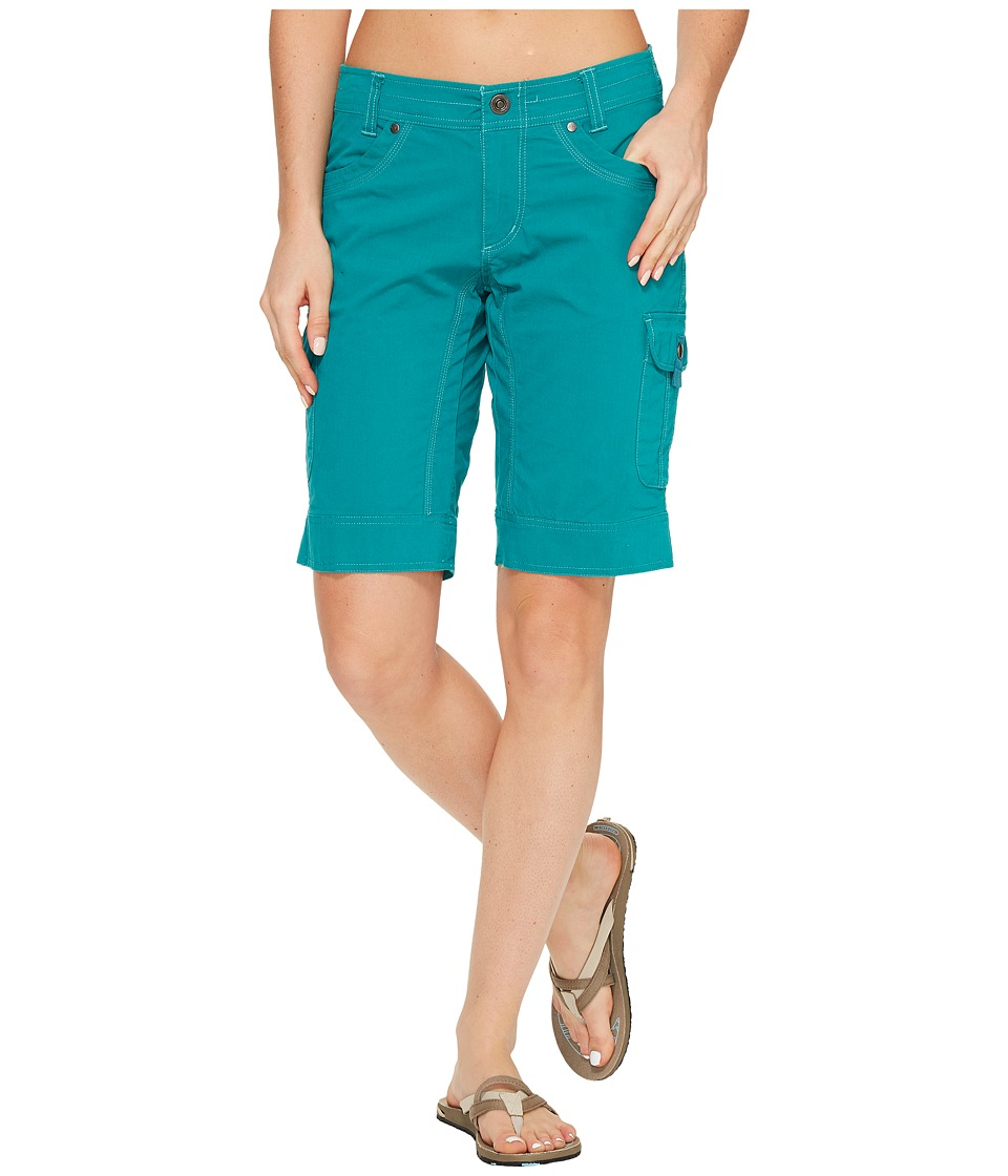 KUHL - Splash 11 Short (Emerald Sea) Women's Shorts