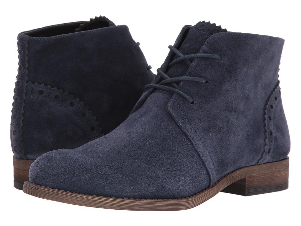 Franco Sarto - Heathrow (Navy) Women's Shoes