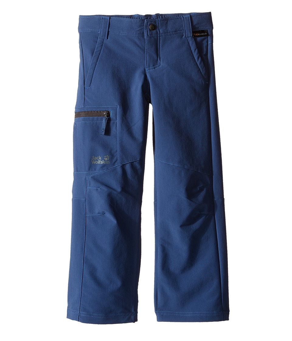 Jack Wolfskin Kids - Activate Pants (Infant/Toddler/Little Kids/Big Kids) (Dark Sky) Kid's Casual Pants