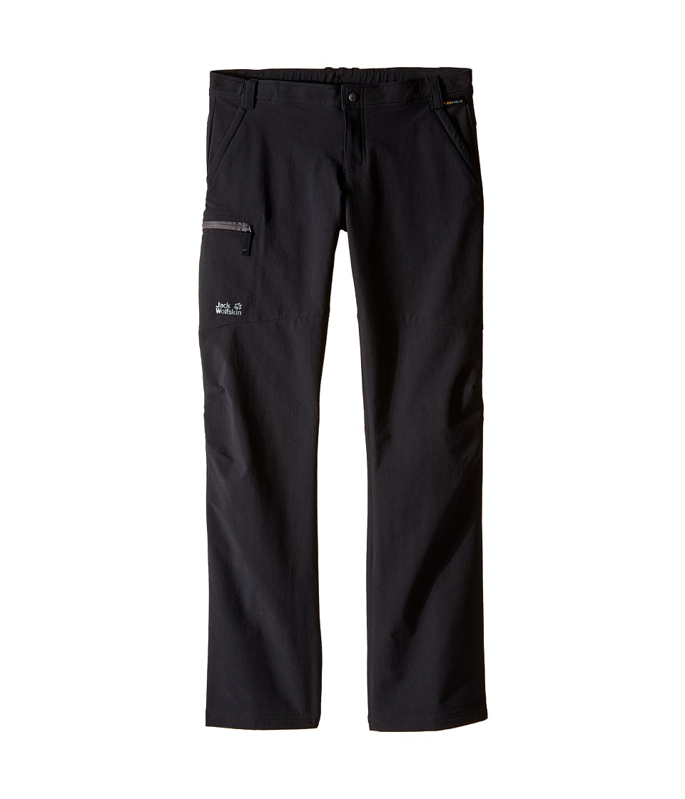 Jack Wolfskin Kids - Activate Pants (Infant/Toddler/Little Kids/Big Kids) (Black) Kid's Casual Pants