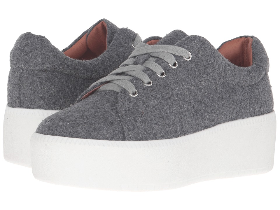 Shellys London - Canons (Grey Flannel) Women's Shoes