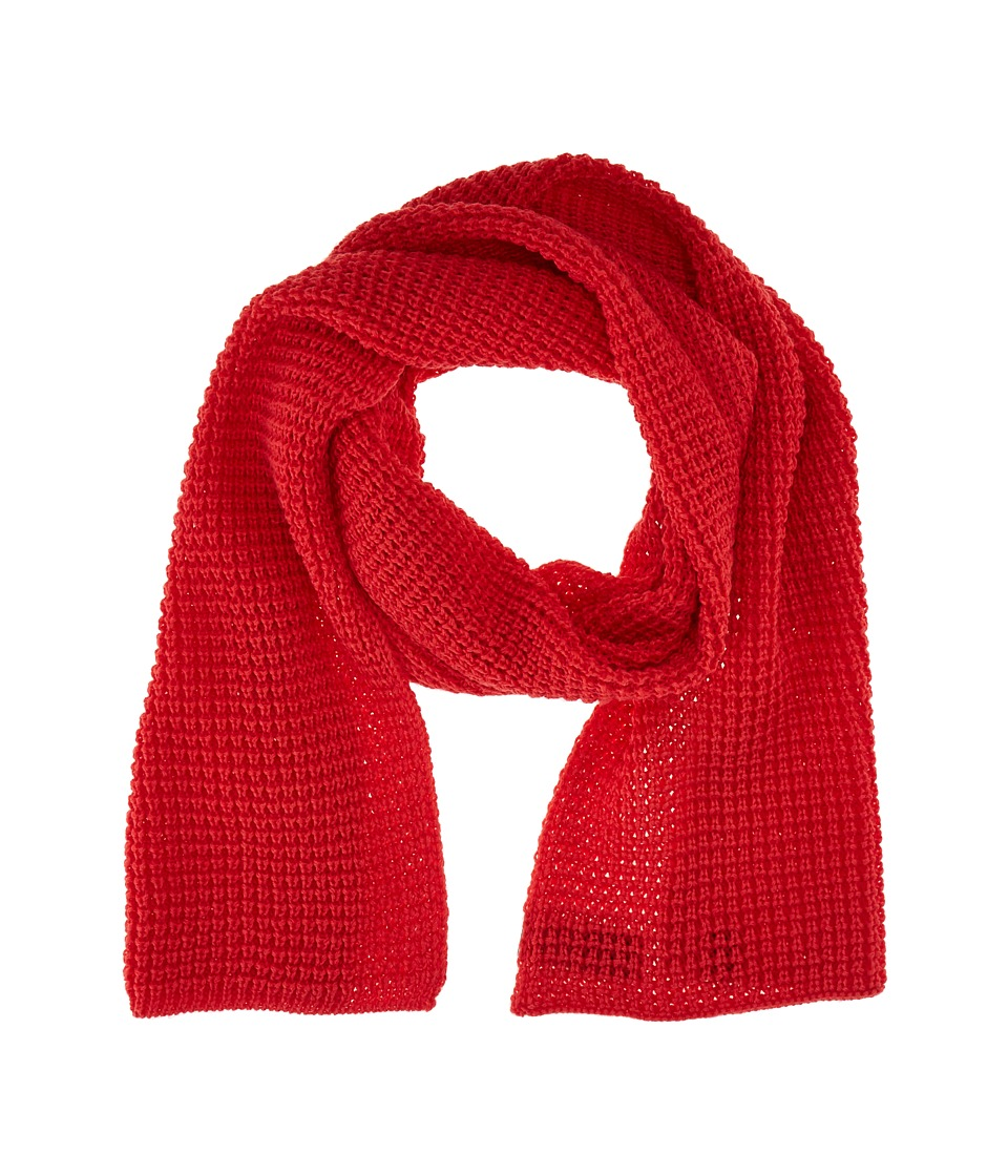 Jack Wolfskin - Milton Scarf (Hibiscus Red) Scarves