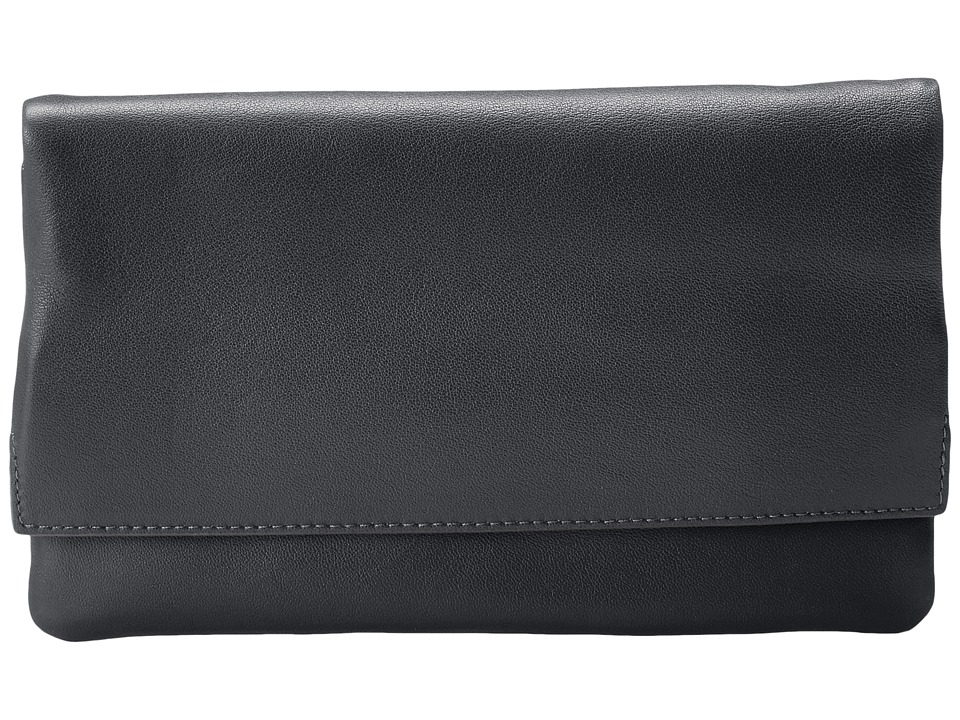 Skagen - Anne Marie Clutch (Black) Clutch Handbags