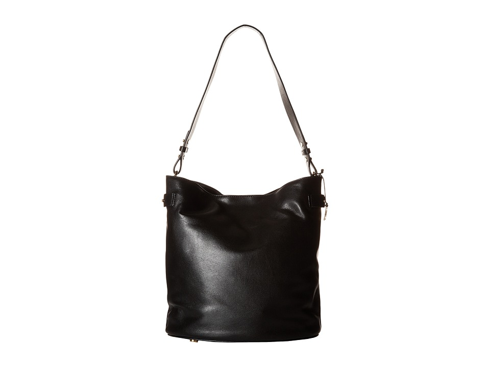 Skagen - Amberline Bucket Bag (Black) Bags