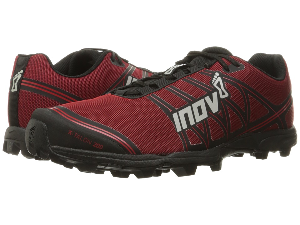 inov-8 - X-Talon 200 (Red/Black) Running Shoes