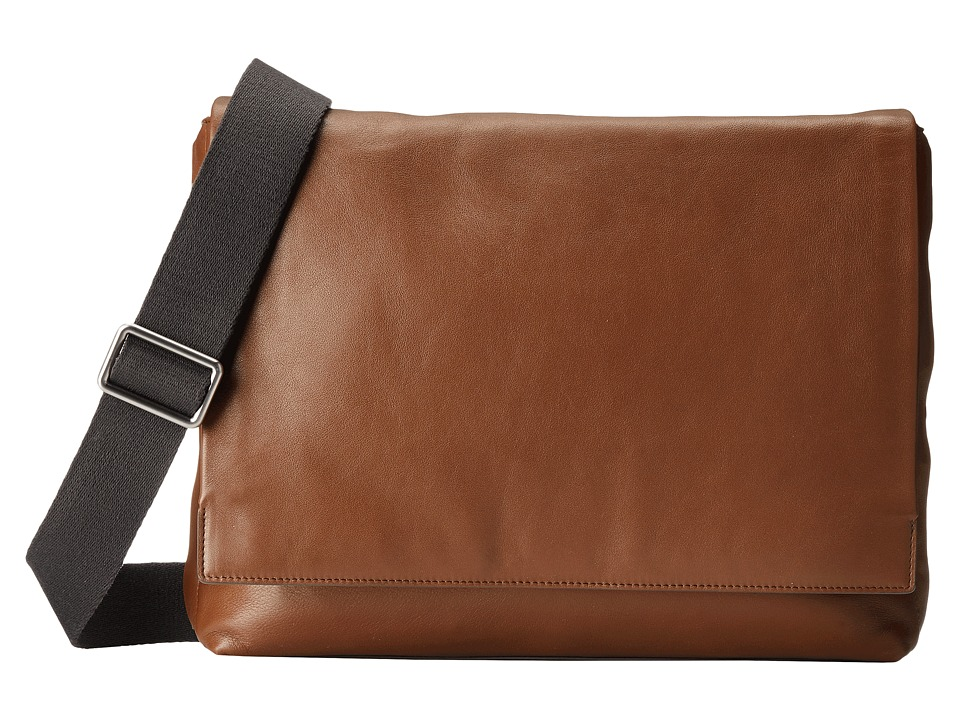 Skagen - Eric Messenger (Saddle) Messenger Bags