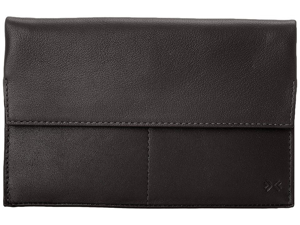 Skagen - Falster Phone Multi (Black) Handbags