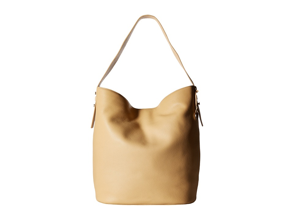 Skagen - Karyn Bucket Bag (Tan) Bags
