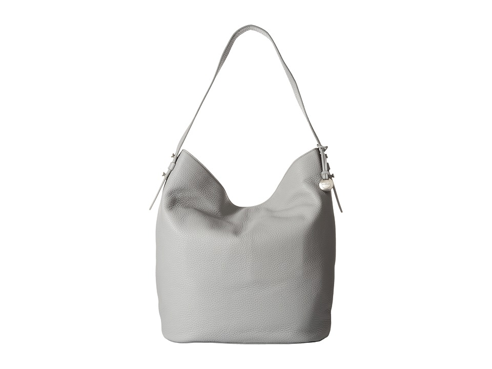 Skagen - Karyn Bucket Bag (Gray) Bags